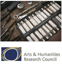 Tools and Arts and Humanities council logo